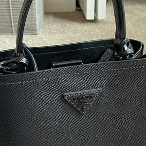 Prada Bags - Prada Panier Limited Edition Bucket Bag
